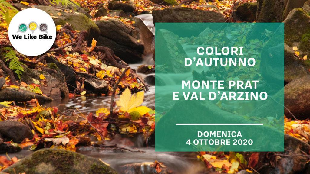 Fall colors – Monte Prat & Val d'Arzino