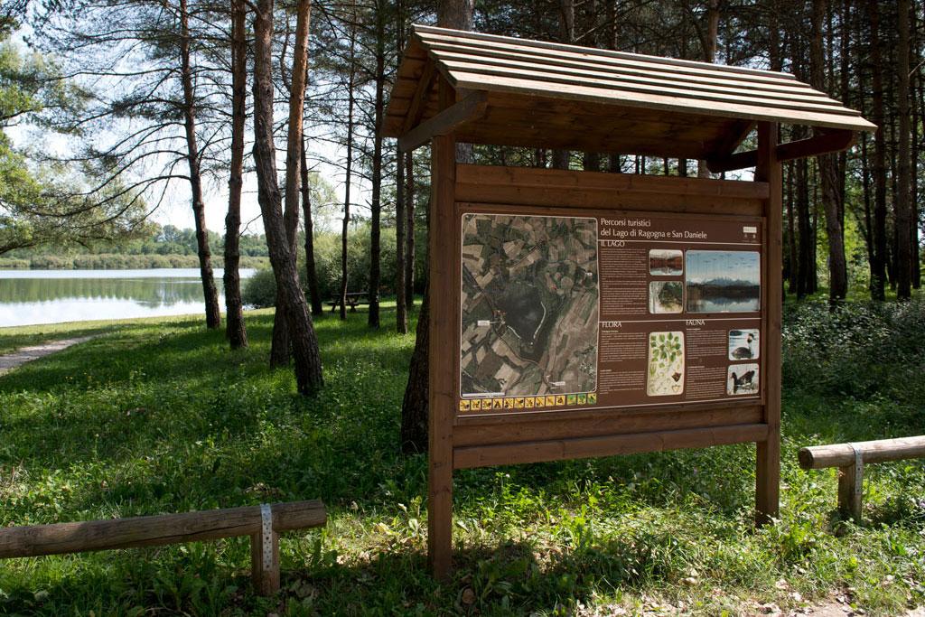Slide Lago di Ragogna