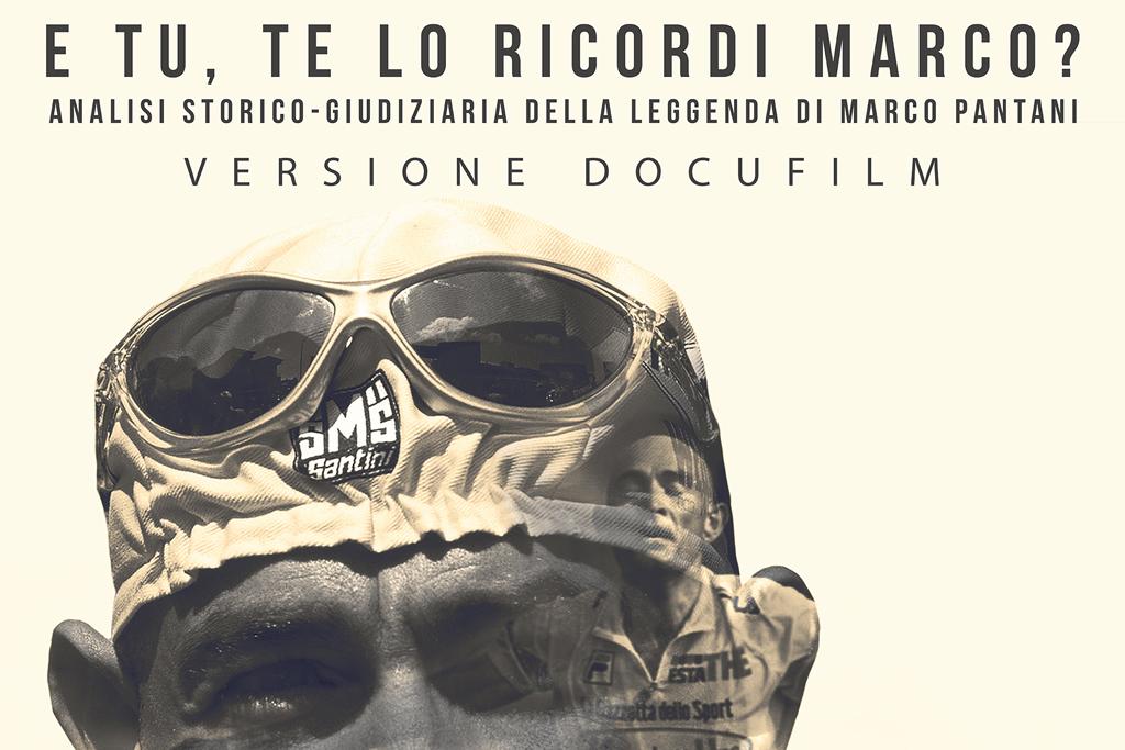 Slide 50Pantani – E tu, te lo ricordi Marco?