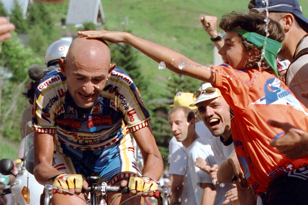 Slide 50 Pantani – Venissage of the exhibition on the buildings of San Daniele and Ragogna