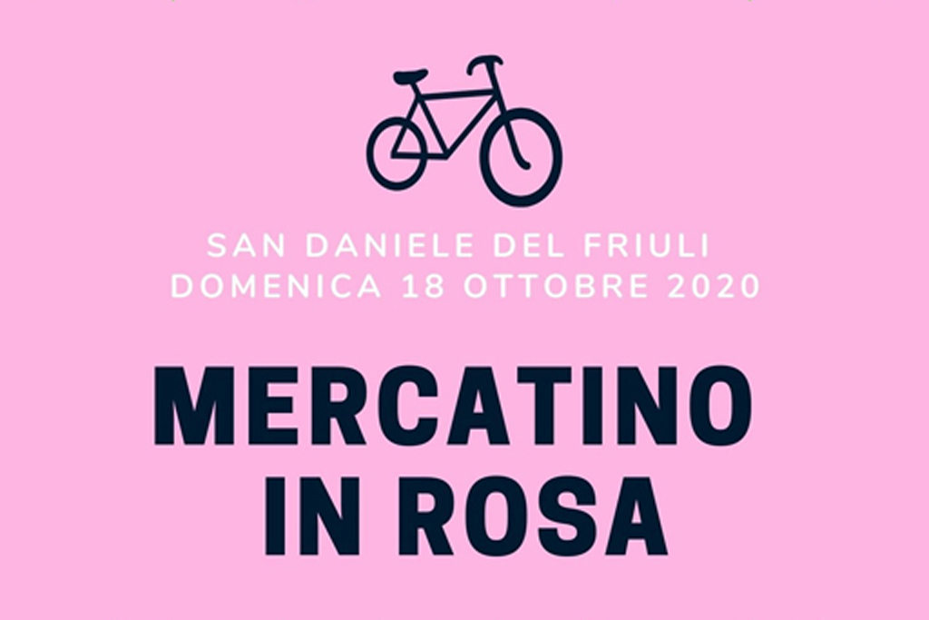 Slide Mercatino in rosa